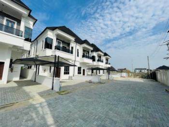 Brand New 4bedroom Duplex with a Bq, Osapa, Lekki, Lagos, Semi-detached Duplex for Sale