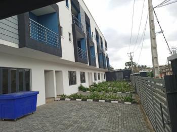 Brand New 4 Bedroom Terrace at a Beautiful Place, Adeniyi Jones Ikeja Lagos, Ikeja, Lagos, Terraced Duplex for Sale