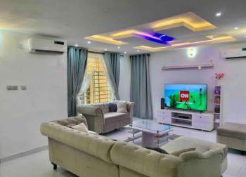 Luxury Semidetached 4 Bedroom Duplex with 2rooms Bq, Lekki Phase 1, Lekki, Lagos, Semi-detached Duplex for Rent
