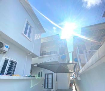 Spacious 4 Bedroom Semi Detached Duplex at a Very Secured Location, Chevron Lekki Lagos, Lekki, Lagos, Semi-detached Duplex for Sale