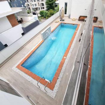Luxury 2bedroom Penthouse+ 2rooms Office + Cinema Room, Its Located at Banana Island, Ikoyi, Lagos, Flat / Apartment for Sale