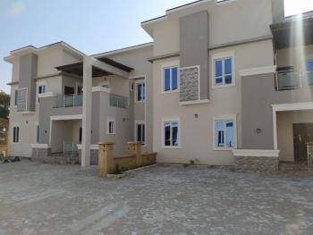 4 Bedrooms Terrace Duplex & Bq, Wuye, Abuja, Terraced Duplex for Rent