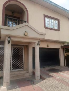 5 Bedroom Duplex with 2 Units of 2 Bedroom Flats, Off Ago Palace Way, Okota, Isolo, Lagos, Detached Duplex for Sale