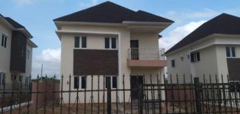 Luxury 4 Bedroom Siuted Duplex with a Spacious Compound, Elshammah Estate,centenary City Off Enugu/ph Expressway, Enugu, Enugu, Detached Duplex for Sale