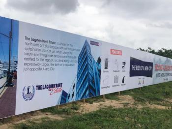 Lagoon Front Estate, Alaro City, Epe, Lagos, Residential Land for Sale