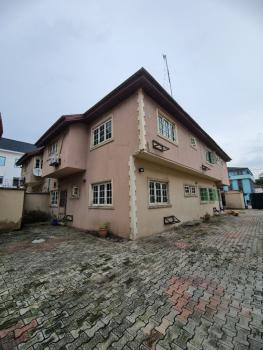 4 Bedroom House with Bq, Lekki Right, Lekki, Lagos, Semi-detached Duplex for Rent