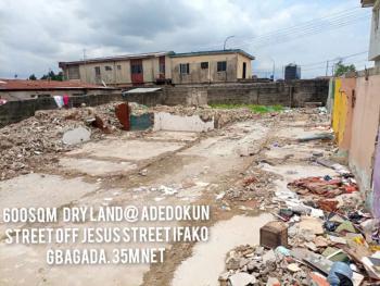Land, Ifako, Gbagada, Lagos, Mixed-use Land for Sale