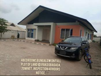 4 Bedroom, Ifako, Gbagada, Lagos, Detached Bungalow for Sale