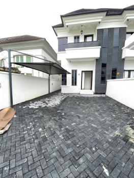 5 Bedroom Detached Duplex Wit 1room Bq, Osapa, Lekki, Lagos, Detached Duplex for Rent