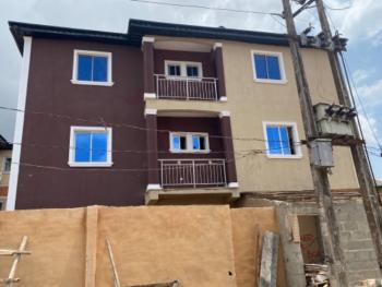Newly Built One Bedroom Flat, Off Bajulaiye Road,, Fola Agoro, Yaba, Lagos, Mini Flat for Rent