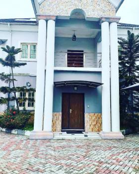 Executive Fully Furnished 4 Bedroom Duplex with a Gate House on 1 Plot, Ada-george, Port Harcourt, Rivers, Detached Duplex for Sale