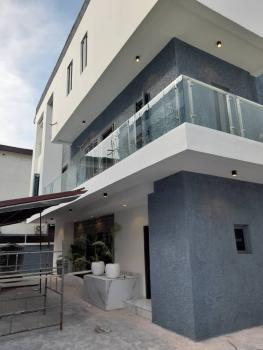 Newly Built 5bedroom Fully Detached House with Bq, Inside an Estate, Ikate, Lekki, Lagos, Detached Duplex for Sale
