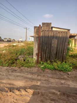 4 Plots of Land in a Serene Location, No 0, Lekki/epe Road, Abule Pan, Mobil Filling Statn Bfore Eleko Junction, Ibeju Lekki, Lagos, Commercial Land for Sale