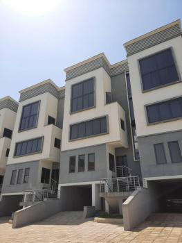Luxury 5 Bedroom Terrace Duplex with Penthouse and Bq, Asokoro District, Abuja, Terraced Duplex for Rent