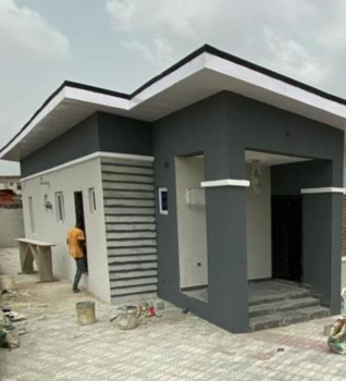 Most Affordable 3 Bedroom Fully Detached Bungalow in Built Up Location, True Vine Estate, Oribanwa, Ibeju Lekki, Lagos, Detached Bungalow for Sale