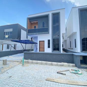 Luxury 5 Bedrooms with 1 Room Bq Fully Detached Duplex., Chevron Toll Gate, Lekki,lagos., Lekki, Lagos, Detached Duplex for Sale