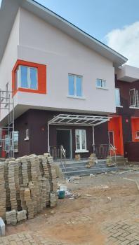 Newly Built 4-bedroom Semi Detached, Paradise Estate, Life Camp, Abuja, Semi-detached Duplex for Rent