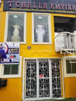 200 Sqm of Salon Space, The Whole Downstairs, Ogba, Ikeja, Ogba, Ikeja, Lagos, Plaza / Complex / Mall for Rent