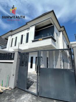 Massive 4 Bedroom Semi Detached Duplex, Chevron, Lekki, Lagos, Semi-detached Duplex for Sale