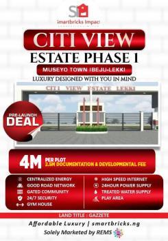 Executive Land, Citiview Estate, Lekki Free Trade Zone, Lekki, Lagos, Mixed-use Land for Sale