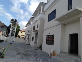 4 Bedroom Terrace Duplex with Boys Quarters, Maitama District, Abuja, Terraced Duplex for Sale