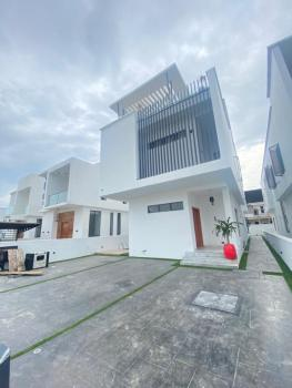 Contemporary 5 Bedroom Fully Detached Duplex with Swimming Pool,cinema, 2nd Toll Gate, Lekki, Lagos, Detached Duplex for Sale