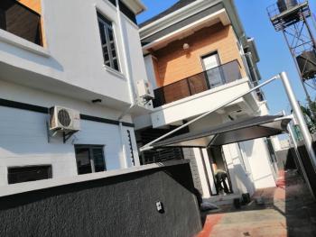 Brandnew 4 Bedroom Semidetached Duplex, Orchid Road (in an Estate Close to The Express), Lekki, Lagos, Semi-detached Duplex for Rent