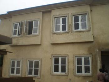 Brand New 4 Bedroom Duplex With Bq (separate Compound), Omole Phase 2, Ikeja, Lagos, 4 bedroom, 5 toilets, 4 baths Semi-detached Duplex for Sale