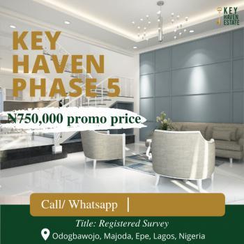Key Haven Phase 5, Odogbawojo, Majoda Area of Epe, Berger, Arepo, Ogun, Residential Land for Sale