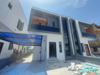 4 Bedroom Semi Detached Duplex Wit 1room Bq, Orchid Road, Lafiaji, Lekki, Lagos, Semi-detached Duplex for Sale