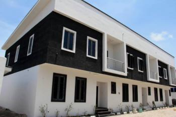 Own a Finished 4 Bedroom Terrace Duplex with Bq- 8 Months Plan, Few Minutes From Shoprite Sangotedo Ajah, Sangotedo, Ajah, Lagos, Terraced Duplex for Sale