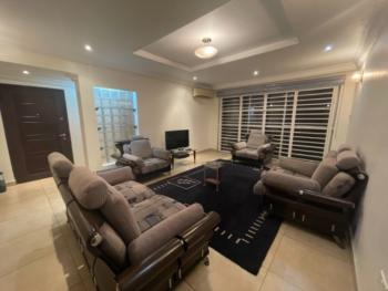 Furnished 3 Bedroom Apartment with Fully Fitted Kitchen and Bq, Osborne Foreshore Estate, Ikoyi, Lagos, Flat / Apartment for Rent