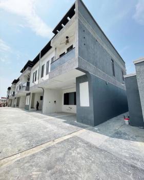 Affordable Luxury Well Built 4 Bedroom Terrace Duplex, Nicon Town, Ikate Elegushi, Lekki, Lagos, Terraced Duplex for Sale