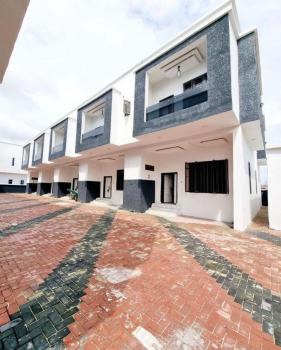 Most Affordable Luxury Well Built Exclusive 3 Bedroom Terrace, Lekki Phase 2, Ajah, Lagos, Terraced Duplex for Sale