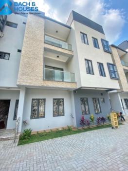 a Bespoke 6 Bedroom, Guzape District, Abuja, Terraced Duplex for Sale