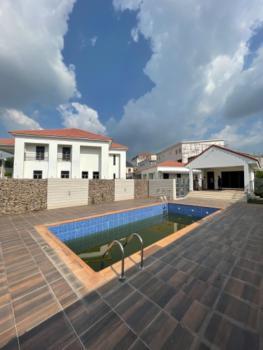 Brand New 6 Bedroom Detached Duplex, Guzape District, Abuja, Detached Duplex for Sale