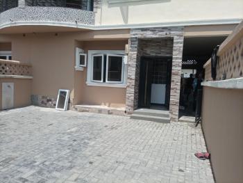 4 Bedroom Terraced Duplex with Bq, Salem Bus Stop, Ilasan, Lekki, Lagos, Terraced Duplex for Rent