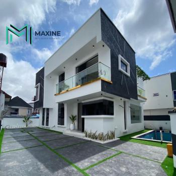 5 Bedroom Fully Detached Duplex with Swimming Pool & Bq., Ajah, Lagos, Detached Duplex for Sale