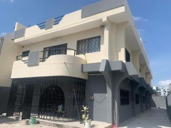 5 Bedroom Semi Detached House and 3 Rooms Bq, Off Olabode George, Victoria Island (vi), Lagos, Semi-detached Duplex for Rent