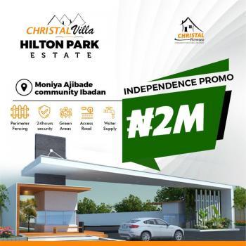 Land, Hilton Park Estate, By Ajibade Community, Moniya, Ibadan, Oyo, Mixed-use Land for Sale