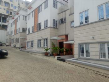 Newly Build 4 Bedroom Terrace Duplex with 1room Bq, Guzape District, Abuja, Terraced Duplex for Rent