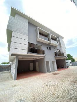 Newly Built 4 Bedroom Semidetached Duplex and 1 Room Bq, Parkview, Ikoyi, Lagos, Semi-detached Duplex for Rent