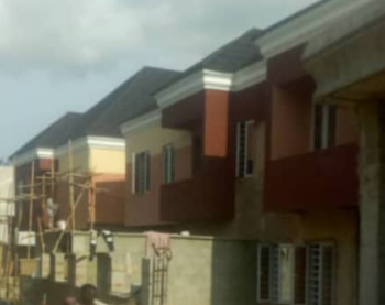 New 4 Bedroom Semi Detached House with Bq, Soluyi, Gbagada, Lagos, Semi-detached Duplex for Sale
