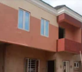 New 4 Bedroom Detached House with Bq, Soluyi, Gbagada, Lagos, Detached Duplex for Sale