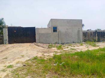 1206 Square-metre Corner Piece Land with 2 (setback) Bungalows, Atlantic View Estate, Lekki, Lagos, Residential Land for Sale