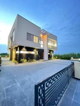 a Waterfront  5 Bedroom Detached  Duplex  with Boys Quarterss, Northern Foreshore Estate, Off Chevron Drive, Lekki, Lagos, Detached Duplex for Sale