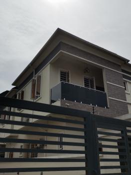 4 Bedroom Detached Duplex with Bq, Chevron, Lekki, Lagos, House for Rent