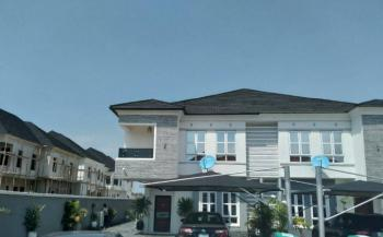 Serviced with 24hours Power 4 Bedroom Semi-detached Duplex, Orchid Road By Chevron Tollgate Lekki Lagos, Lekki Phase 2, Lekki, Lagos, Semi-detached Duplex for Rent