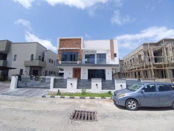 Newly Built Spacious 5 Bedroom Detached Duplex with a Room Bq, Lakeview Estates 2, Lafiaji, Lekki, Lagos, Detached Duplex for Sale