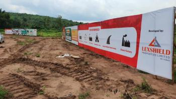 Dry Land with The Title: C of O, Promo! Hampton Court and Estate, Mowe Ofada, Ogun, Mixed-use Land for Sale